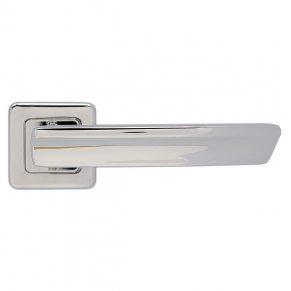 Дверная ручка ARTE, хром полированный